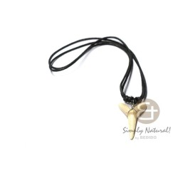 Shark Tooth Surfer Necklace
