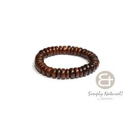 Kamagong Tiger Wood Bracelet