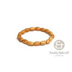 Nangka Oval Wood Beads...