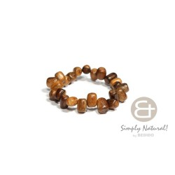 Robles Barrell Wood Beads...