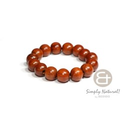 Bayong Round Wood Beads...