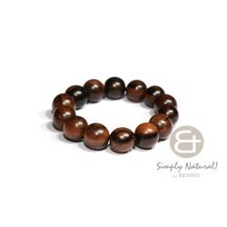 Kamagong Round Wood Beads...