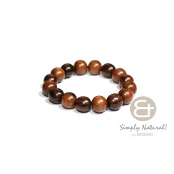 Kamagong Round Wood Beads...