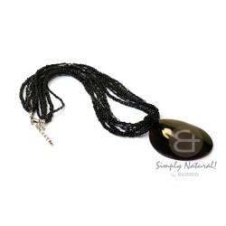 Layered Glass Beads...