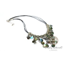 Cleopatra Necklace Dangling...